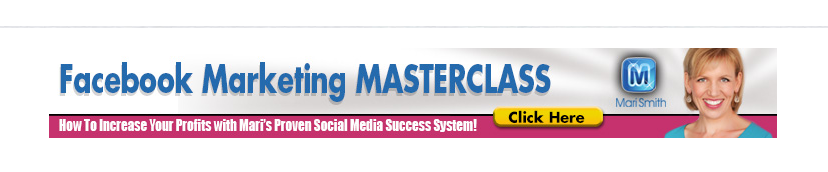 Facebook Marketing Master Class with Mari Smith